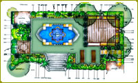 Urban Landscape design services